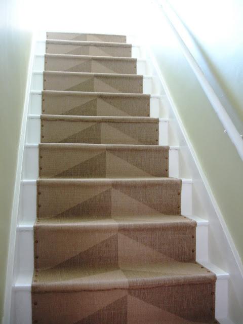 Loft & Cottage DIY Stair Runner