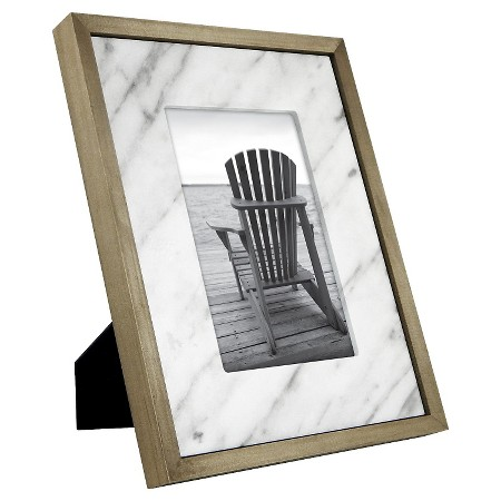 target marble picture frame